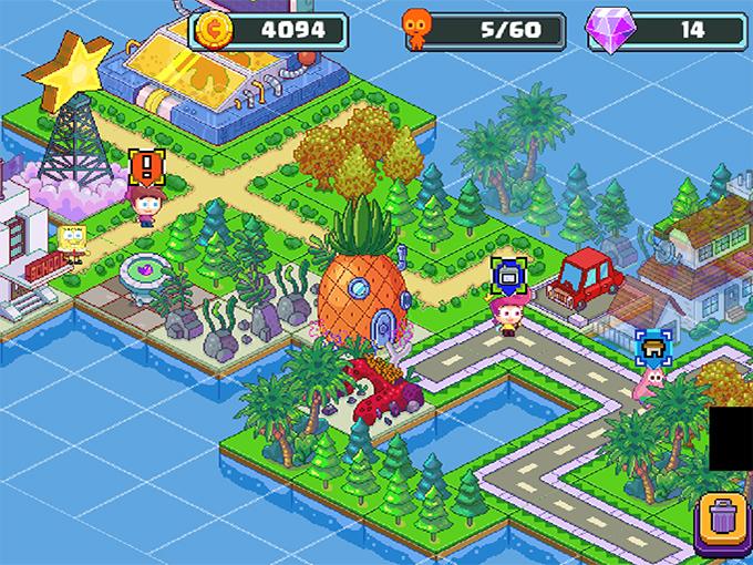 Pixel_Town_Gameplay