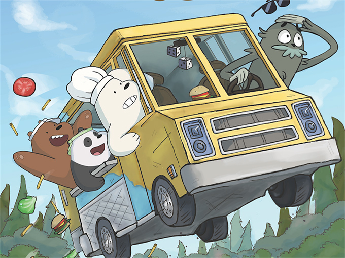 We Bare Bears Cartoon Network
