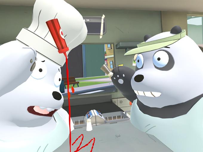 food truck rush cartoon network