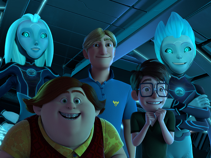 """DreamWorks 3Below explores immigration without ever using the words """"migrant"""" or """"refugee"""""""