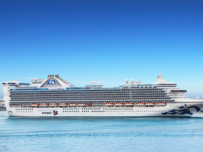 Discoverability Discovery Princess Cruises