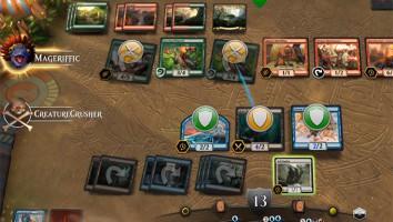 Magic Arena Game