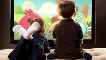 kidswatchingTV