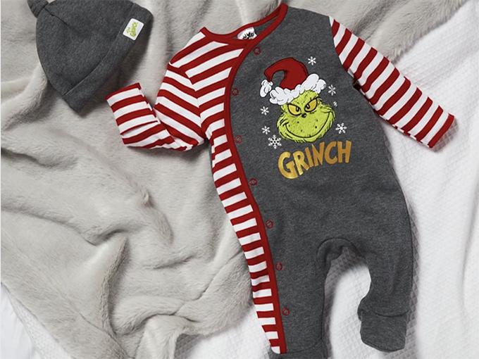 Grinch Babywear at Primark