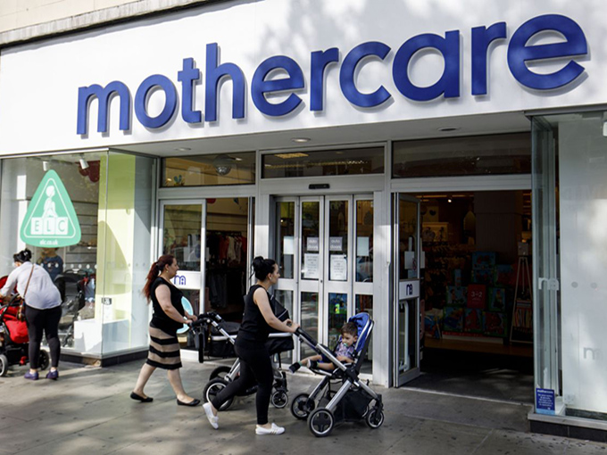 Mothercare-Retail