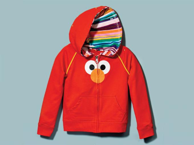 Sesame Clothes