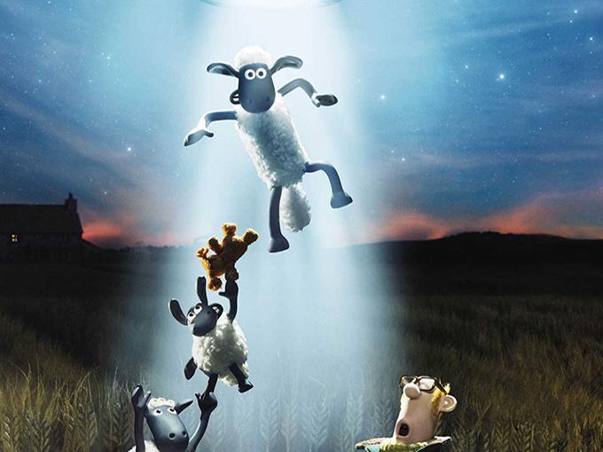 Shaun The Sheep Movie Farmaggedon