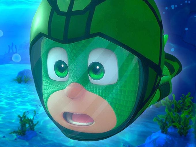 pj_masks underwater