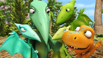 Amazon Prime Henson Dinosaur Train