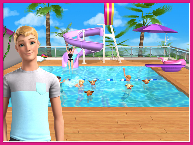 One of Budge Studios' most profitable apps is the licensed title Barbie Dreamhouse Adventures.