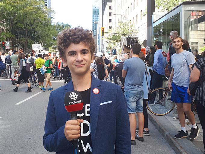 Broadcast  CBC Kids News