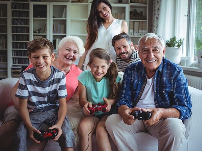 Family_video_gaming