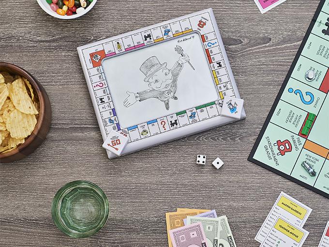 Monopoly Etch A Sketch