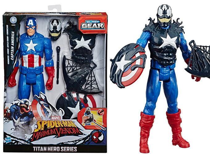 Spider-Man-Venom