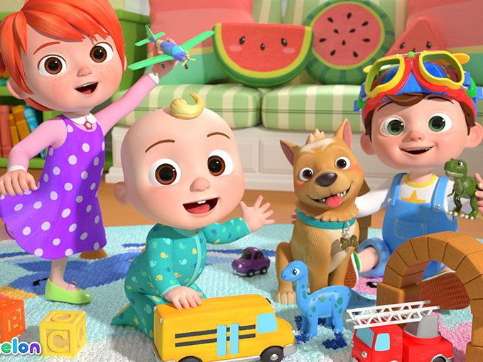 Kidscreen Archive Cocomelon Partners With Jazwares On First Cp Line