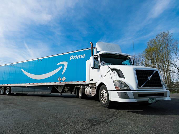 Amazon-Truck
