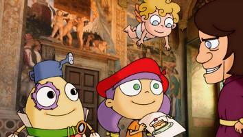 Art with Mati and Dani
