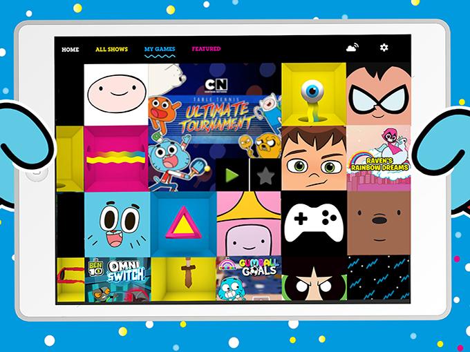 Cartoon Network GameBox Image (1)
