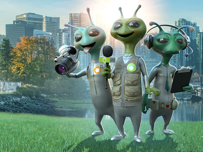 Alien-TV