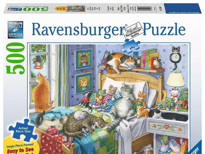 Bandwagon Ravensburger puzzle