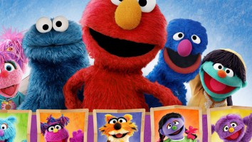 Sesame Lego Elmo World News