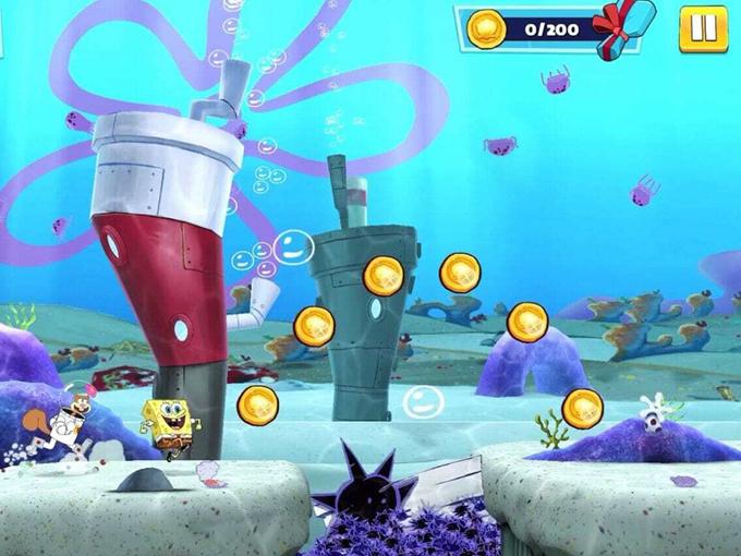 SpongeBob SquarePants Patty Pursuit