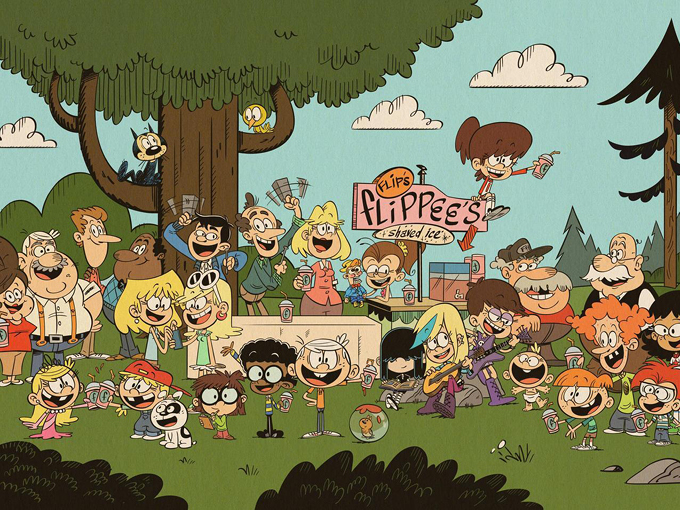 The Loud House Nickelodeon resized