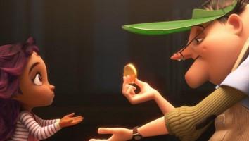 To Gerard DreamWorks