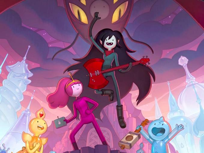 Adventure Time Obsidian