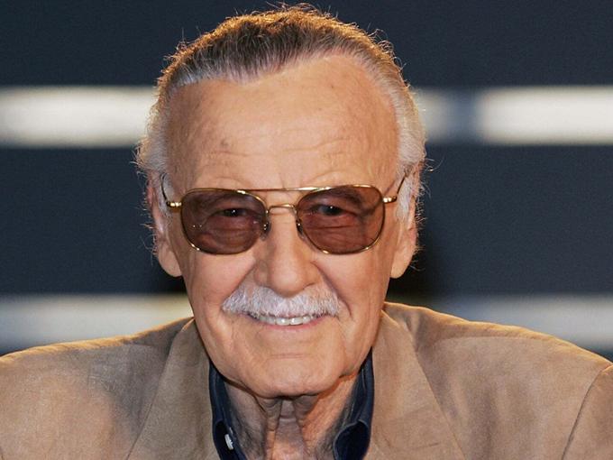 Stan Lee headshot