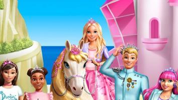 Barbie Princess Adventures