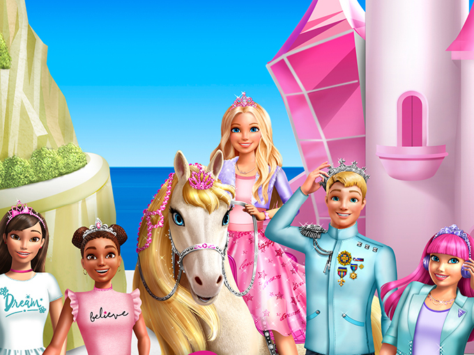 Barbie Princess Adventures