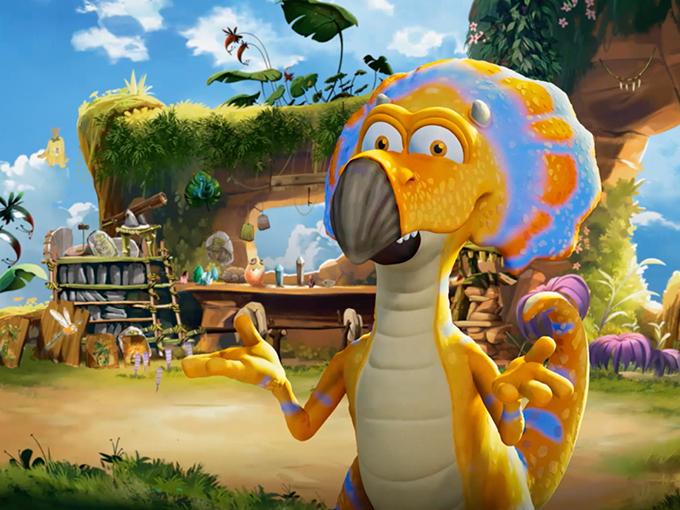 Gigantosaurus_unreal