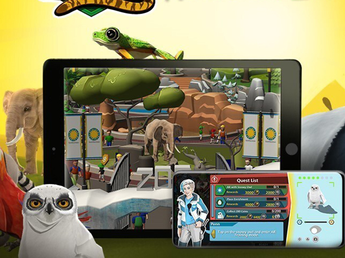 JumpStart- Games Inc--Smithsonian-s National Zoo and Conservatio