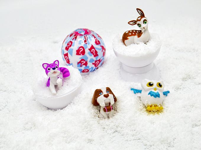 Be Amazing Snow Pets