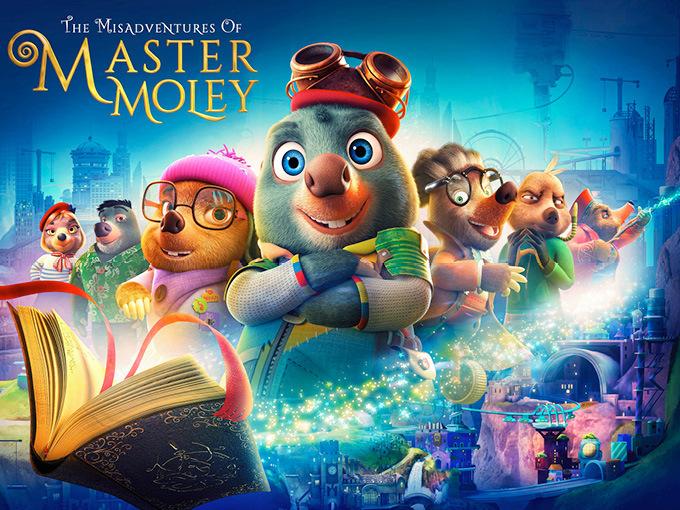 Master Moley
