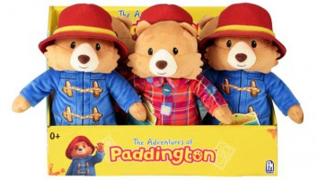 Paddington-Toy