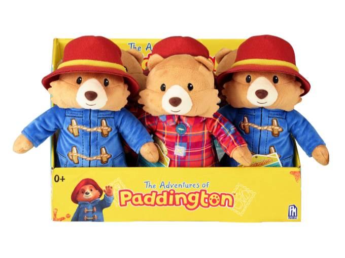 Paddington-Toy