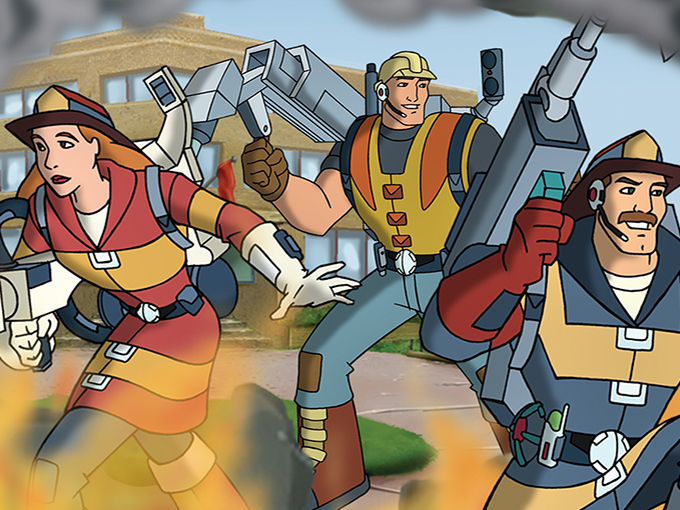 rescue heroes resized