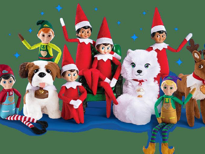 Elf on Shelf CP