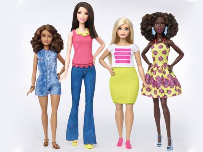 Mattel-Barbie
