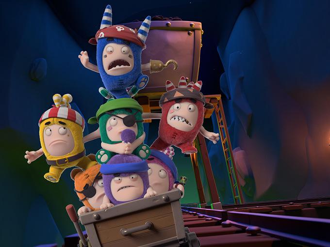 One Animation oddbeards curse