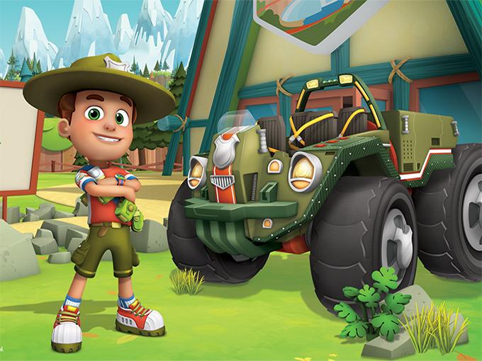 Ranger Rob Nelvana