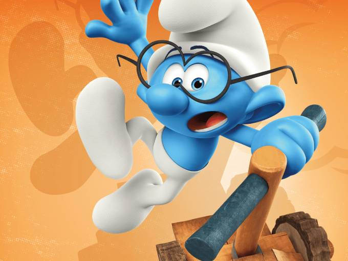 Smurfs-Jazwares