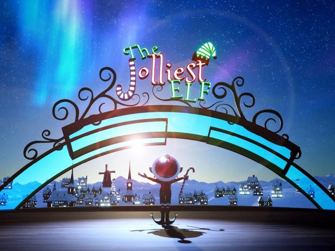 The Jolliest Elf