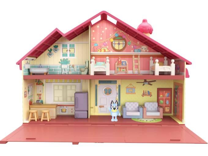 Bluey-House