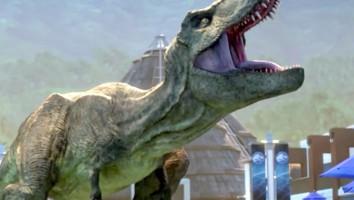 Jurassic World camp creataceous