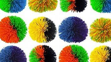 Koosh balls