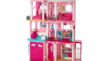 mattels barbie dreamhouse