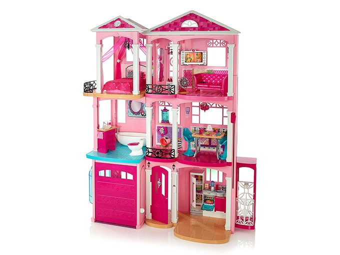 mattels barbie dreamhouse